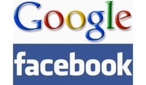 Google Facebook Redes sociales