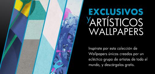 Descargar wallpapers gratis de la fan page de HP México