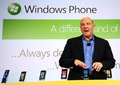 Steve Ballmer Windows