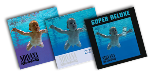 Nevermind 3 editions