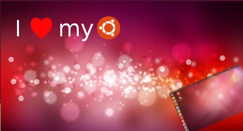 I love my Ubuntu
