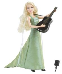 Muñeca Taylor Swift
