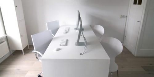 escritorio minimalista