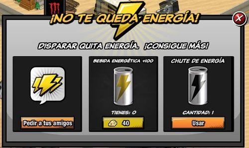 Energia Mafia Wars 2