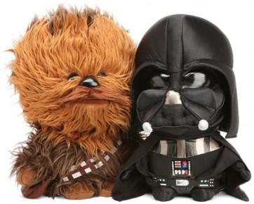 Muñecos de felpa, Star Wars