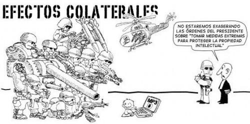 efectos colaterales ley SOPA