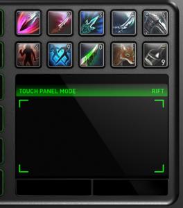 SwitchBlade UI