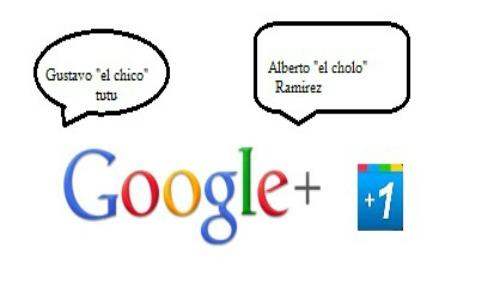 apodos en google +