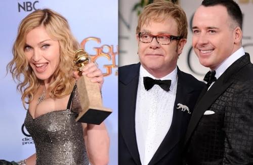 Elton John a Madonna: Por favor asegúrate de mover bien los labios