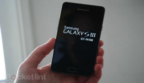 Samsung Galaxy SIII Mobile World Congress Barcelona