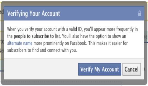 facebook-veriifica cuentas