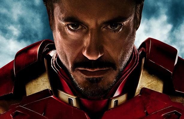 Robert Downey Jr. en Iron Man