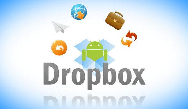 dropbox - Android