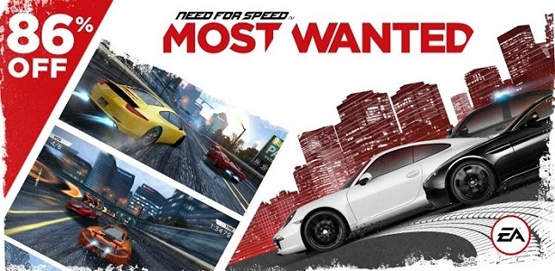 Need For Speed Most Wanted-oferta