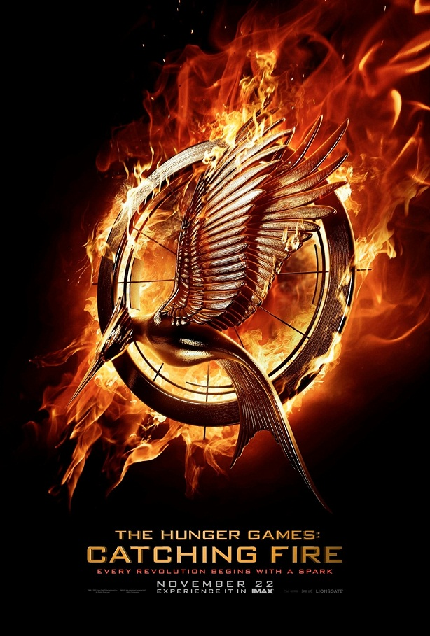 Catching Fire-Poster