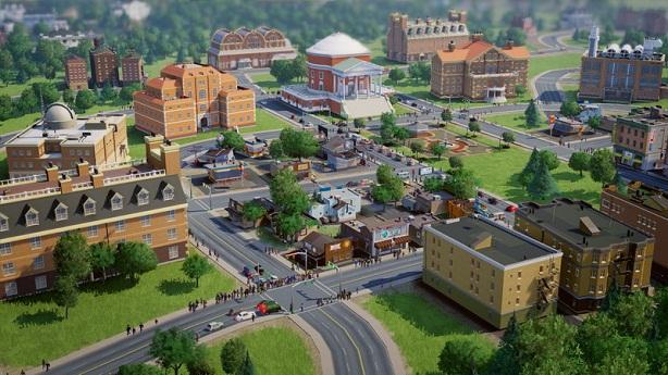 SimCity University City