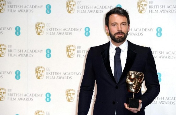 BAFTA 2013-Ben Affleck