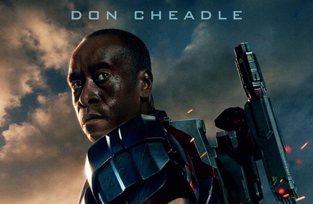 Don Cheadle-Iron Man 3