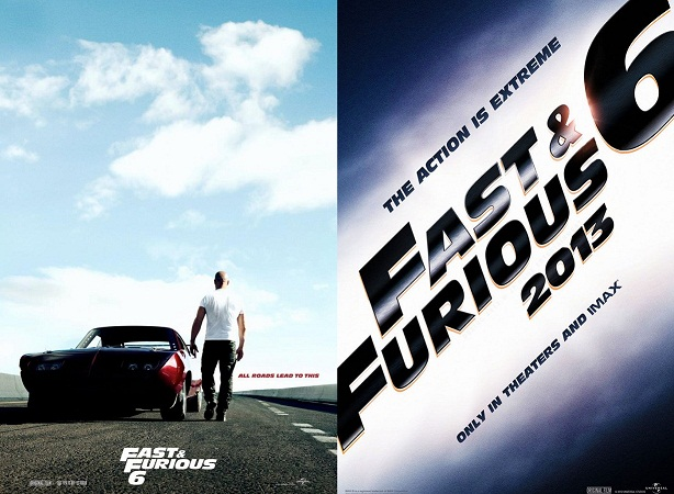 Fast and Furious 6-carteles