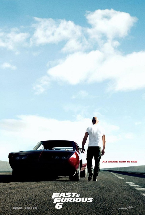 Fast and Furious 6-poster 1