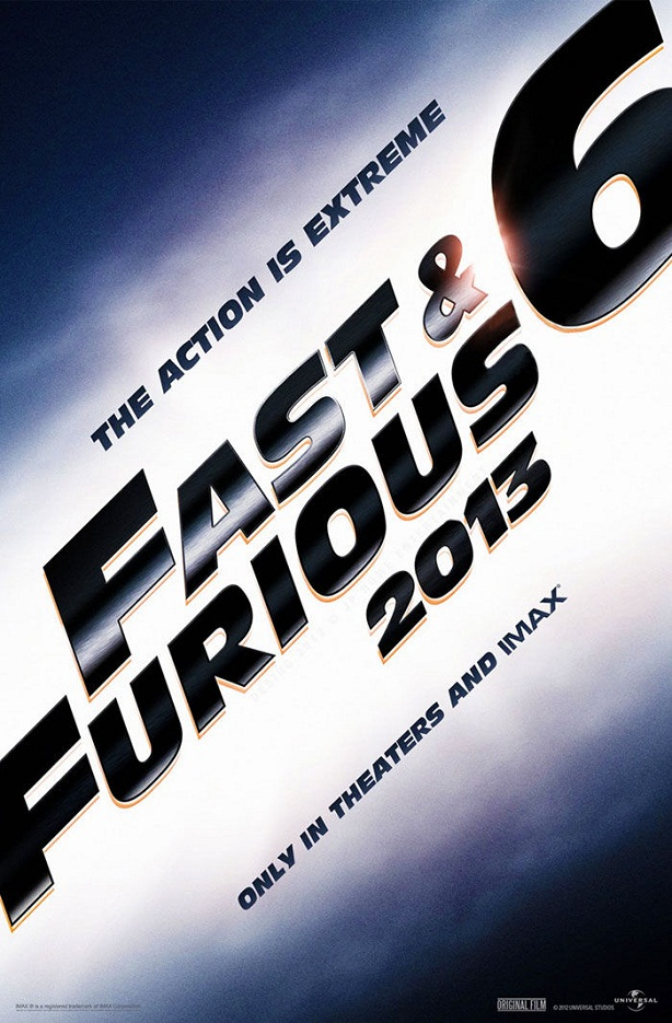 Fast and Furious 6-poster 2
