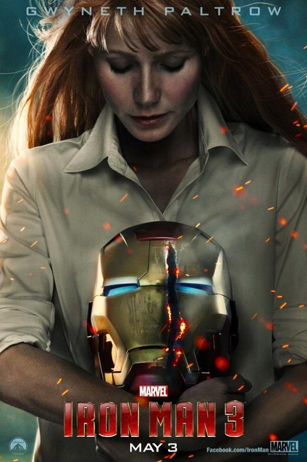 Gwyneth Paltrow - Iron Man 3