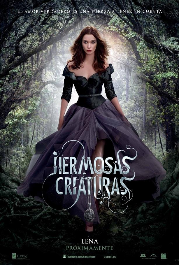 Hermosas Criaturas-Alice Englert