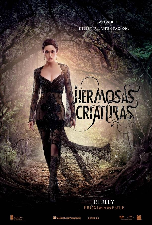 Hermosas Criaturas-Emmy Rossum