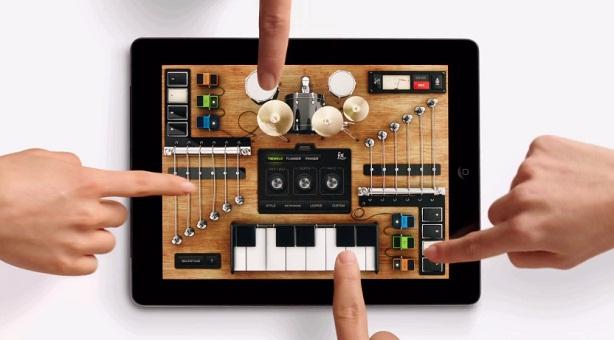New Spot iPad