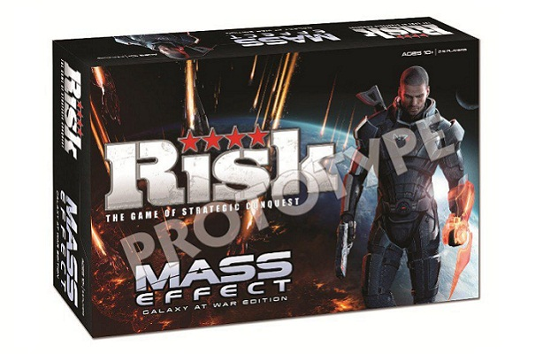 Risk Mass Effect