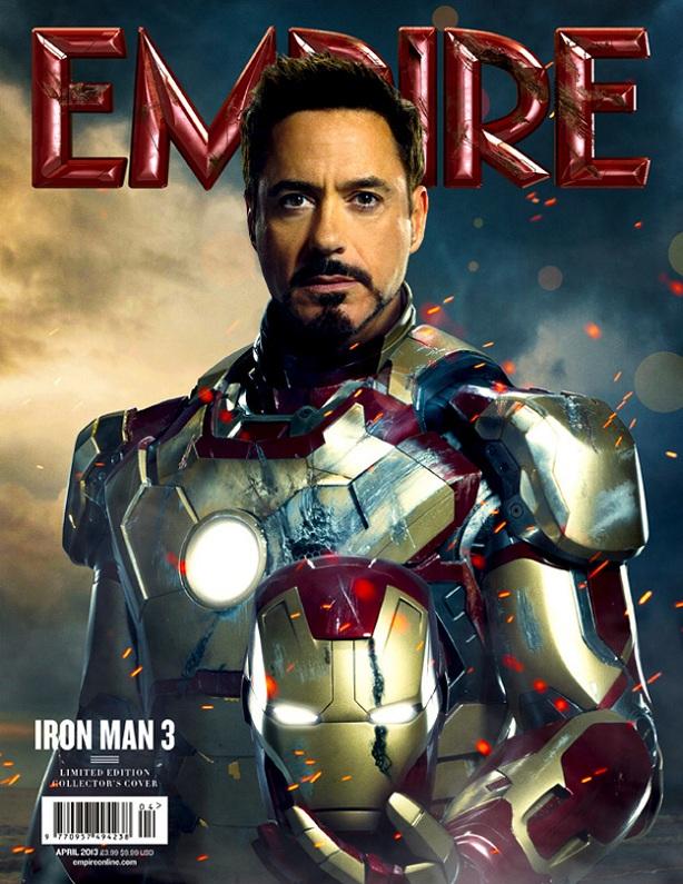 Robert Downey Jr. - Iron Man 3