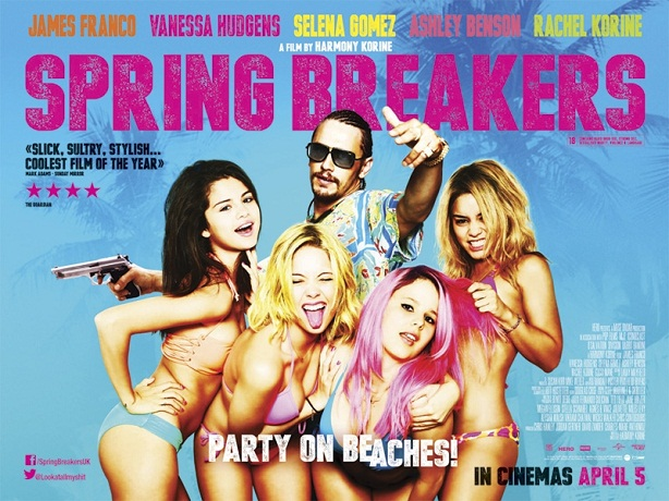 Spring Breakers-new poster 1