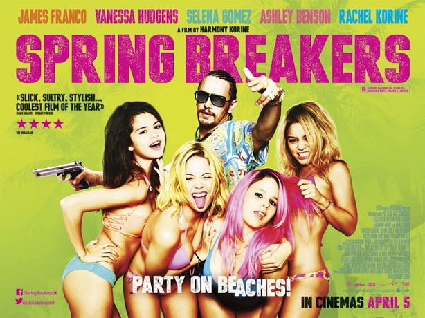 Spring Breakers-new poster 2