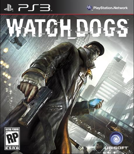 Watch Dogs box art ps3