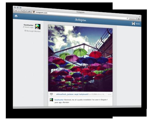 instagram-feed-web