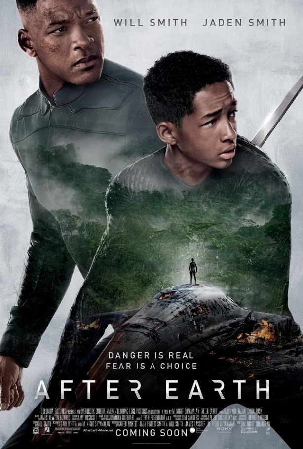 After Earth-new poster 1