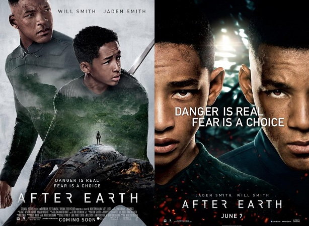 After Earth-new poster