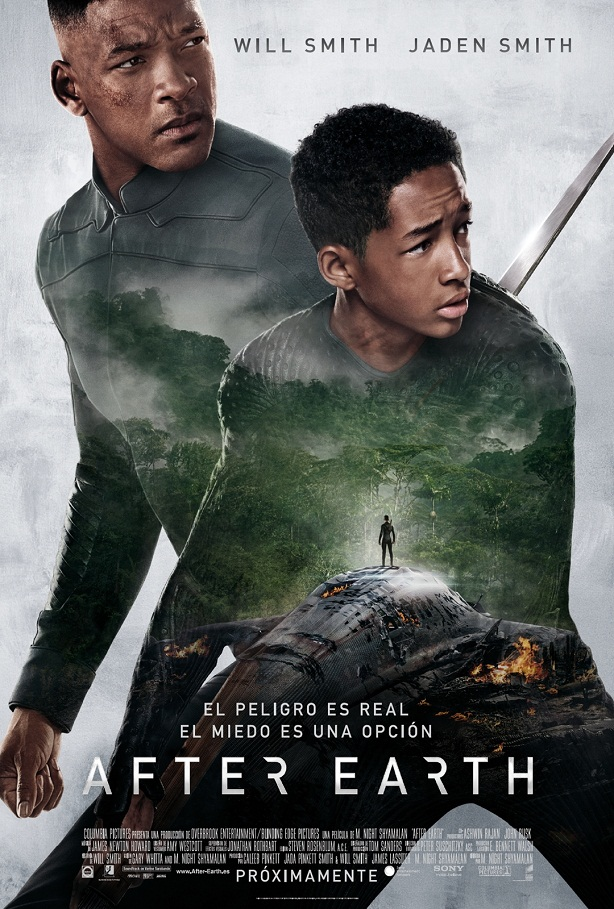 After Earth-nuevo cartel