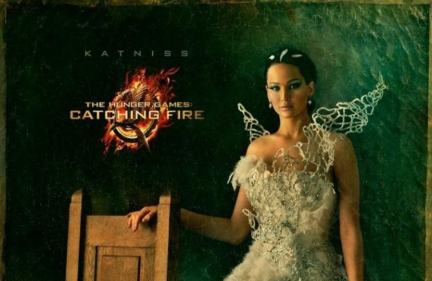 Catching Fire-Katniss