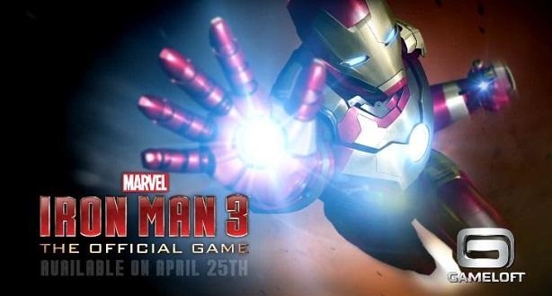 Gameloft-Iron Man 3