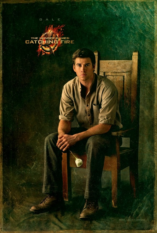 Poster-Catching Fire Gale