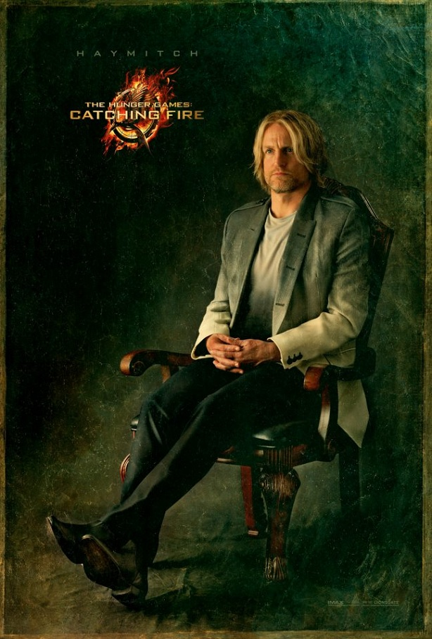 Poster-Catching Fire Haymitch