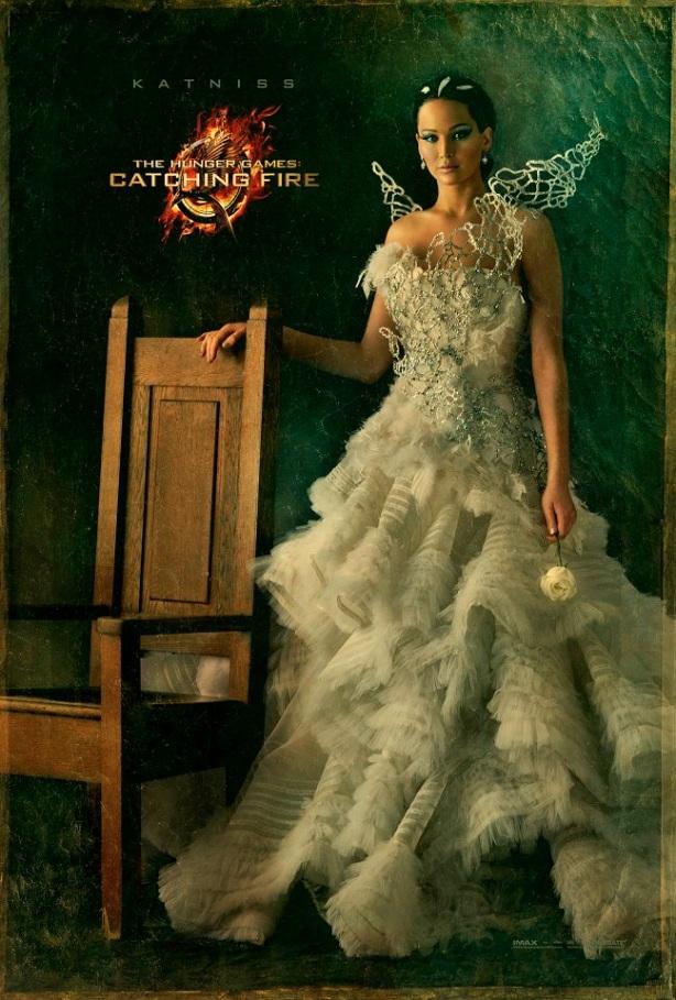 Poster-Catching Fire Katniss