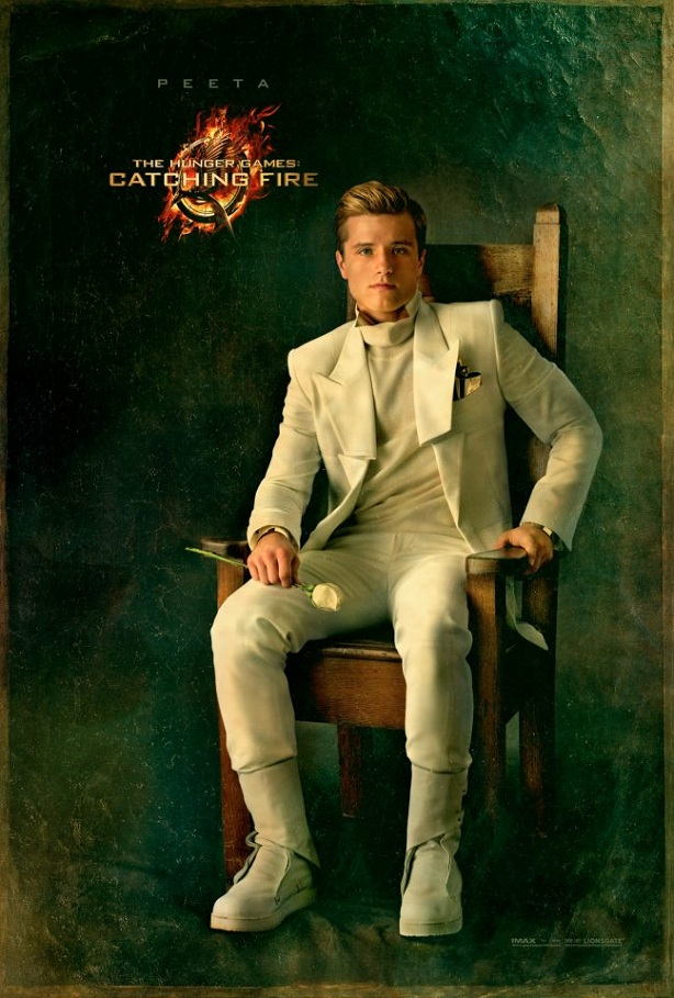 Poster-Catching Fire Peeta