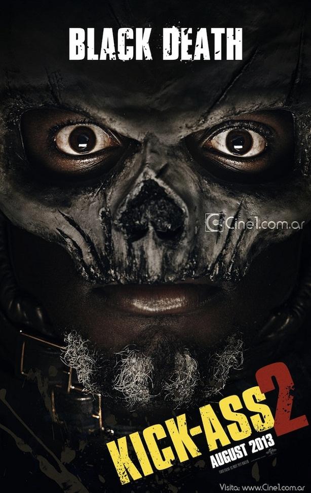 Poster-Kick-Ass 2-Black Death