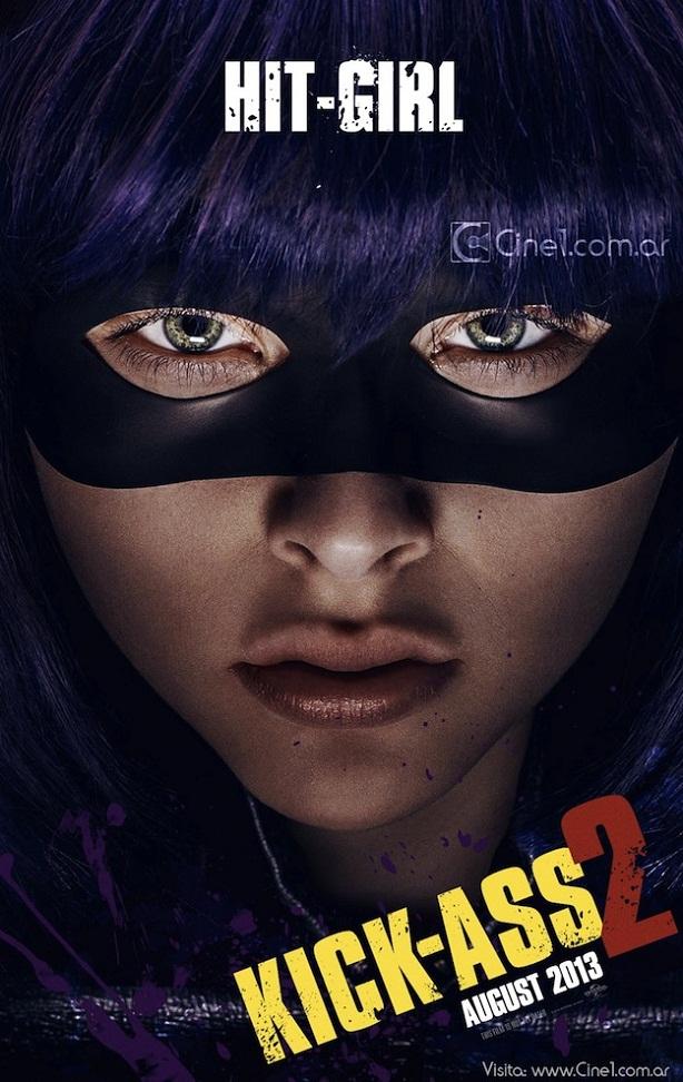 Poster-Kick-Ass 2-Hit-Girl