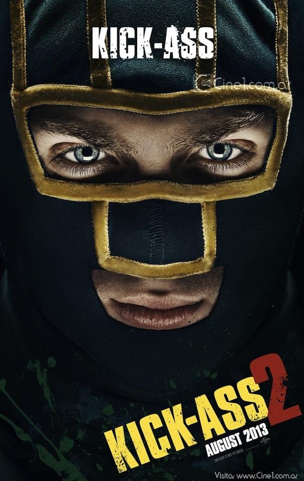 Poster-Kick-Ass 2-Kick-Ass