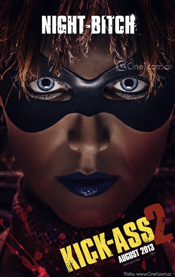 Poster-Kick-Ass 2-Night Bitch