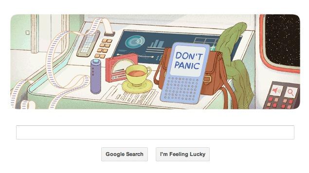 douglas_adams_google_doodle