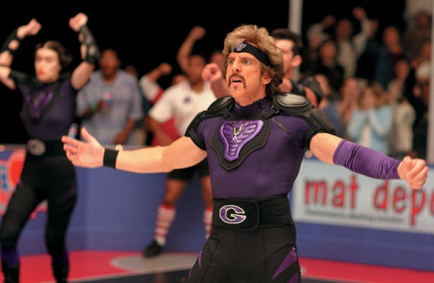 Ben Stiller-Dodgeball